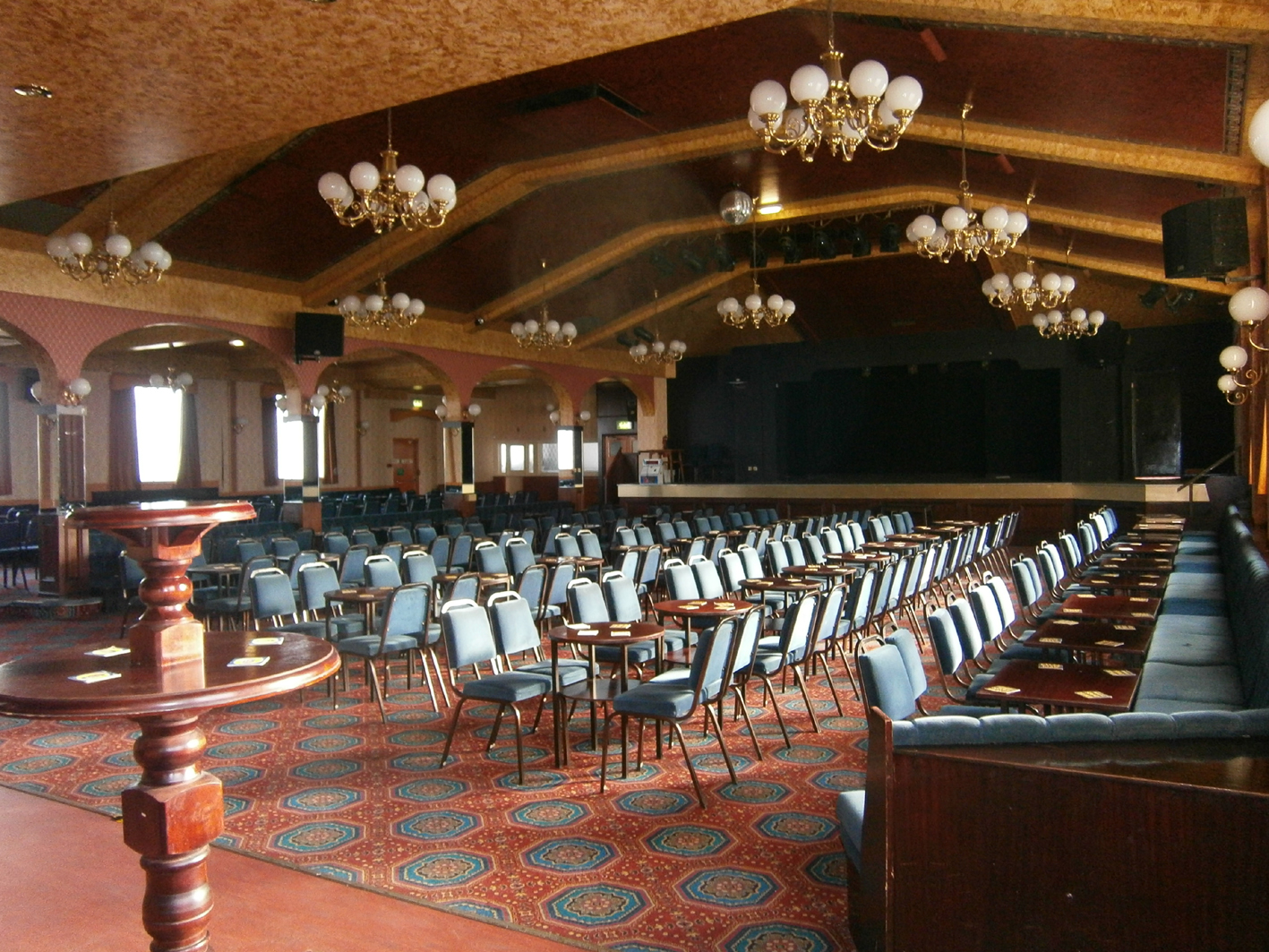 Firth Park Club Function Room for Hire in Sheffield